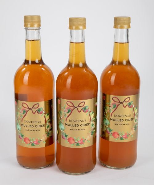 Dowdings Mulled CiderWG021