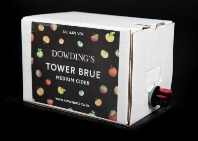 Dowdings Medium Cider bag in box