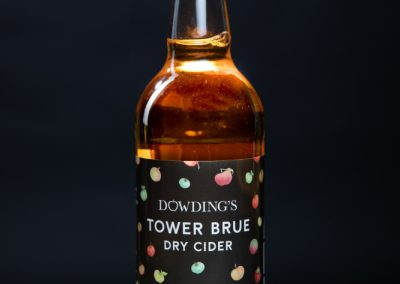 Dowdings Tower Brue Dry Cider Bottle
