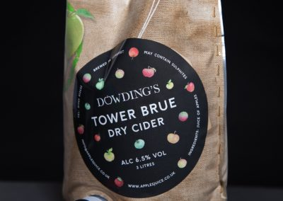Dowdings Tower Brue Dry Cider Pouch
