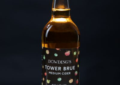Dowdings Tower Brue Medium Cider Bottle