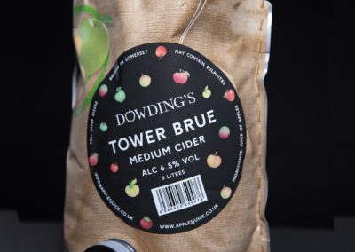 Dowdings Tower Brue Medium Cider Pouch